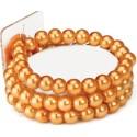 Avery Corsage Bracelet - Orange