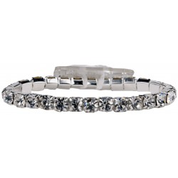 Blingzz Corsage Bracelet - Silver