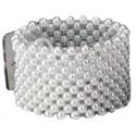 Classic White Corsage Bracelet