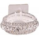 Fabulous Corsage Bracelet - Silver