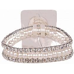 Sarina Corsage Bracelet - Cream