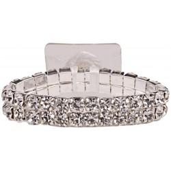 Shazaam Corsage Bracelet - Silver