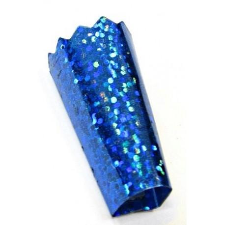 Glitterati Blue Buttonhole