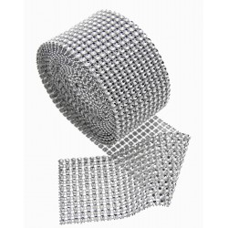 Amazing Wraps - Silver (6cm x 5yards)