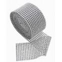 Amazing Wraps - Silver (6cm x 5yards)