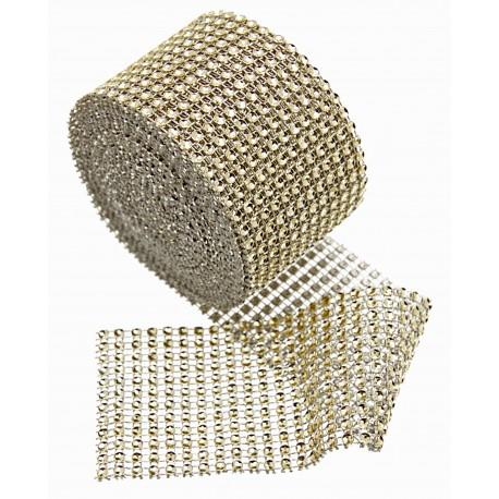 Amazing Wraps - Gold (6cm x 5yards)