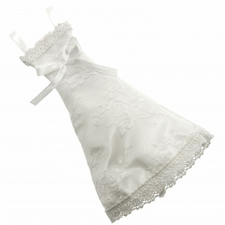 Coco Mini Wedding Dress - Cream