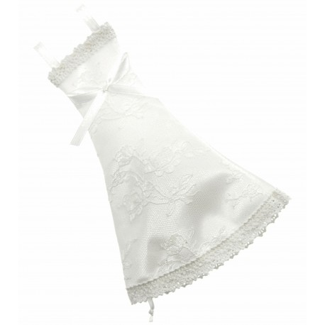 Coco Mini Wedding Dress - White