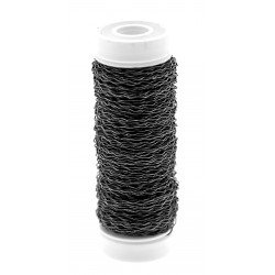 Bullion Wire - Black (0.3mm x 25g)