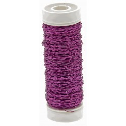 Bullion Wire - Purple (0.3mm x 25g)