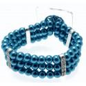 Empress Turquoise Corsage Bracelet