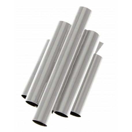 Pipezz Boutonniere Holder - Silver