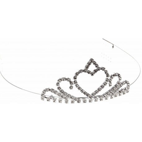 Perfect Princess Tiara - Silver