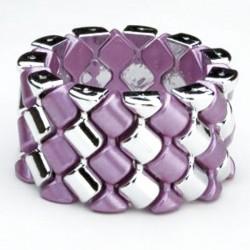 Carnival Corsage Bracelet - Pink