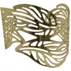 Eden Corsage Cuff - Gold