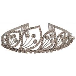 Italia Tiara - Silver