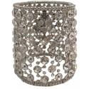 Stylin Corsage Bracelet - Silver