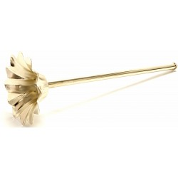 Fountain of Flowers Wand - Gold (30cm long)