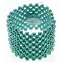Classic Corsage Bracelet - Turquoise