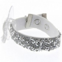 Diamond Road Corsage Bracelet - Silver