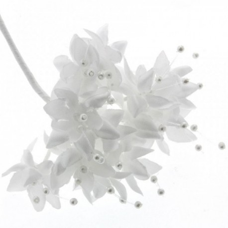 Pearled Baby's Breath - White (6 bunches x 12 stems)