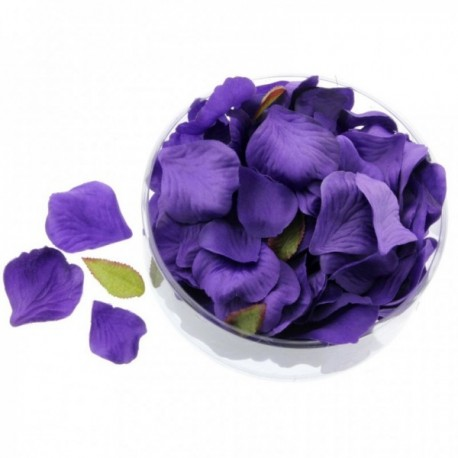Rose Petals - Purple (164pcs per pk)