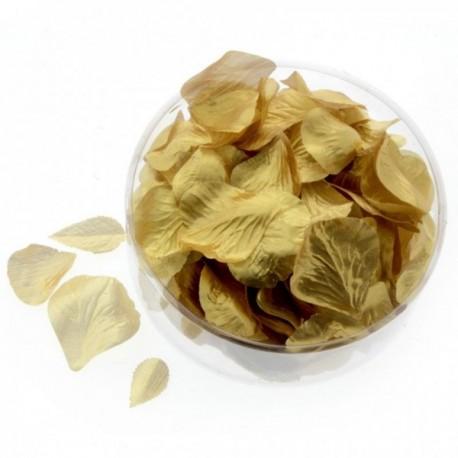 Rose Petals - Metallic Gold (164pcs per pk)