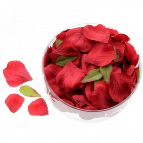 Rose Petals - Red (164pcs per pk)