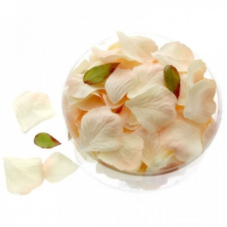 Rose Petals - Peach (164pcs per pk)