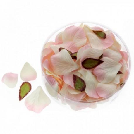 Rose Petals - Champagne/Pink (164pcs per pk)
