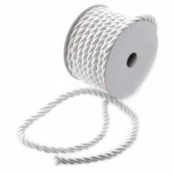 6mm Cord - White (6mm x 10m)