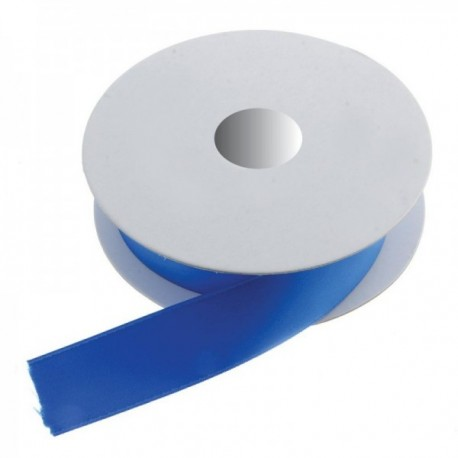 25mm Double Faced Satin - Royal Blue (25mm x 20m)