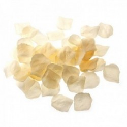 Bulk Rose Petals - Cream/Ivory (1000 pcs per pk)