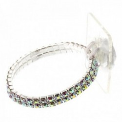 Sophisticated Lady Corsage Bracelet - Iridescent