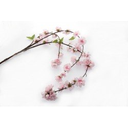 Large Cherry Blossom Spray - Light Pink (95cm Long)