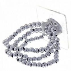Delicate Kids Corsage Bracelet - Silver (6cm Diameter)
