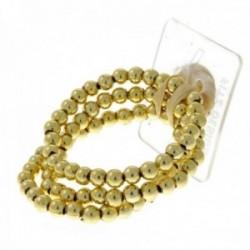 Delicate Kids Corsage Bracelet - Gold (6cm Diameter)