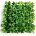 Ivy Foliage Tile - Green (50cm x 50cm)