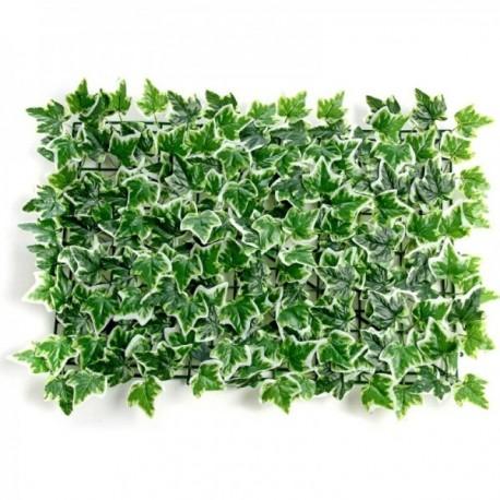 Ivy Foliage Tile - Variegated (50cm x 50cm)