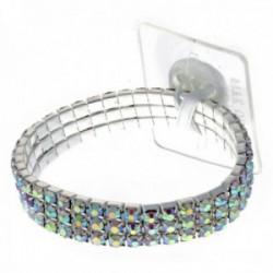 Princess Corsage Bracelet - Iridescent (2pcs per pk)