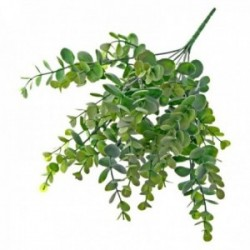 Eucalyptus Bush - Green & Grey (35cm long)