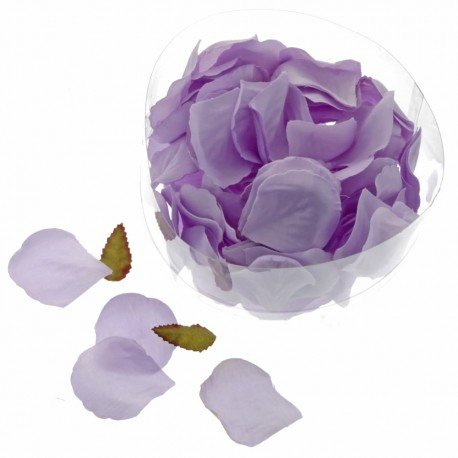 Rose Petal Box - Lilac Grey (164pcs per pk)