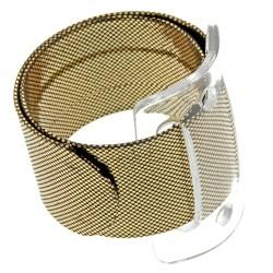 Snap Bands - Gold (6pcs per pk)