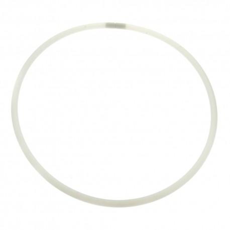 60cm Wedding Hoop - White (40cm x 1.4cm)