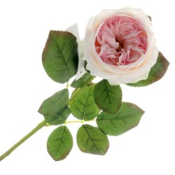 Garden Rose - Light Pink (60cm long)
