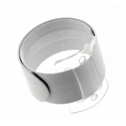Snap Bands - White (6pcs per pk)