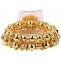 Gum Drop Corsage Bracelet - Gold