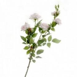 Spray Roses - Light Pink (84cm long, 9 heads)