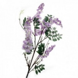 Wisteria Spray - Purple (110cm long)