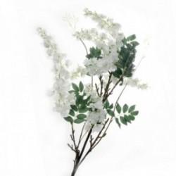 Wisteria Spray - White (110cm long)